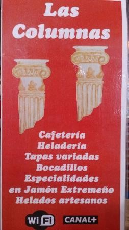 Bar Las Columnas
