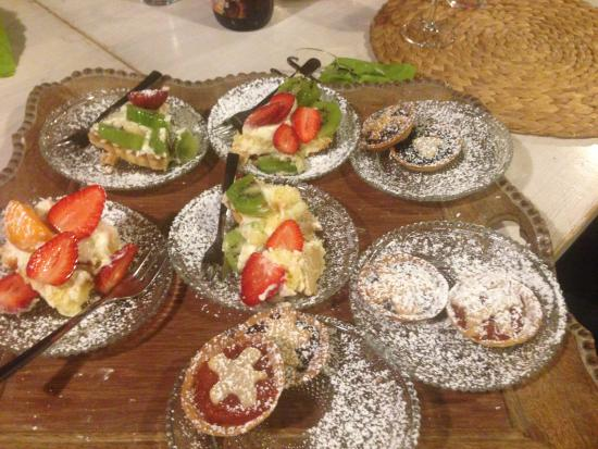 Country Rome Bed & Breakfast: dolci