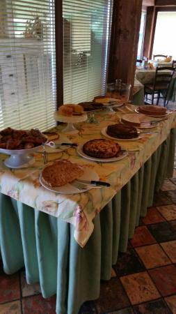 Ca' dell'Orto : Multiple options fro fresh cakes