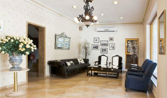 Hotel Ness Ziona : lobby