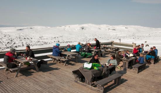 Skeikampen, Noruega: Galten