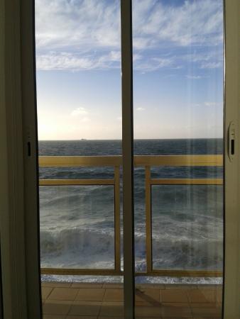 Hotel Alba: Room view !!