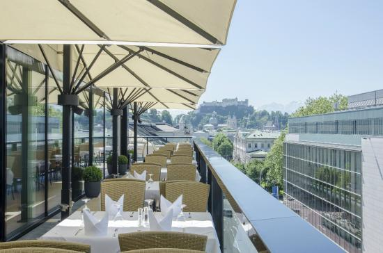 Crowne Plaza Hotel Salzburg - The Pitter