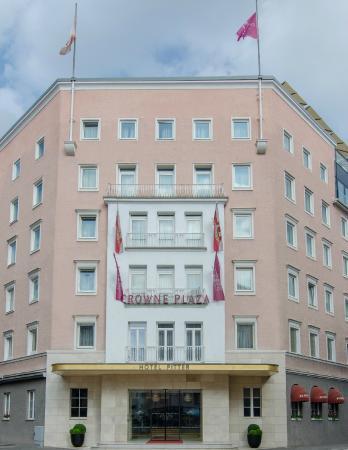 Crowne Plaza Hotel Salzburg - The Pitter : Crowne Plaza Salzburg - The Pitter