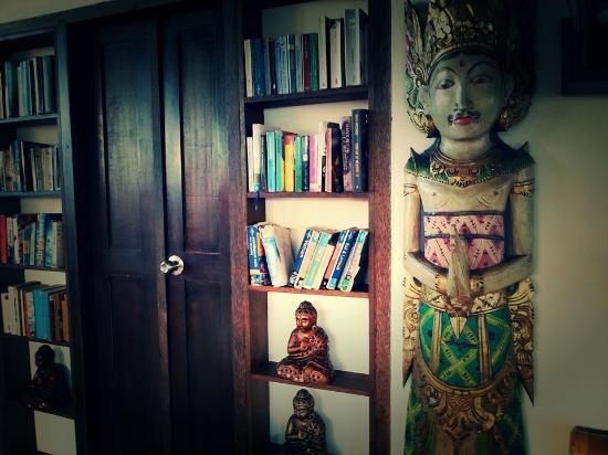 Casa Asia: dettagli nella sala i ristorazione