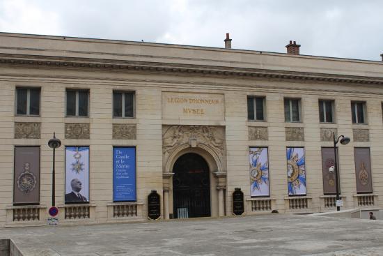 Παρίσι, Γαλλία: The National Museum of the Legion of Honour