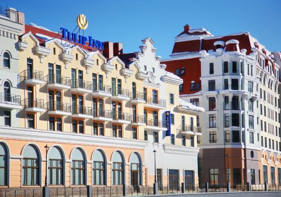 Отель Тюлип Инн Роза Хутор