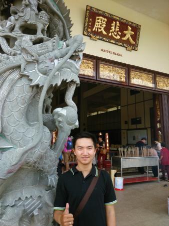 Avalokitesvara Graha Temple (Guan Yin Temple): Maitri Grha