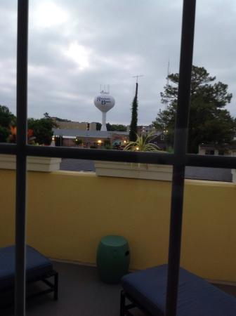 Hotel Rehoboth: Private balcony for relaxtion