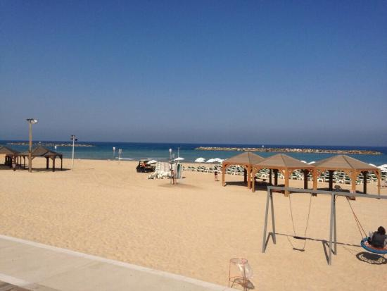 Royal Beach Hotel Tel Aviv by Isrotel Exclusive Collection: Beach View