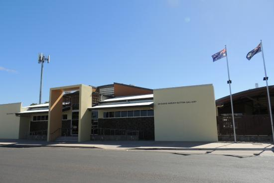 Cloncurry, Australia: New Premises