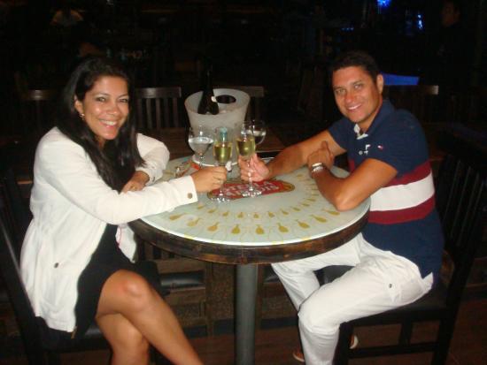 Santa Marta Bar: Brinde!!!