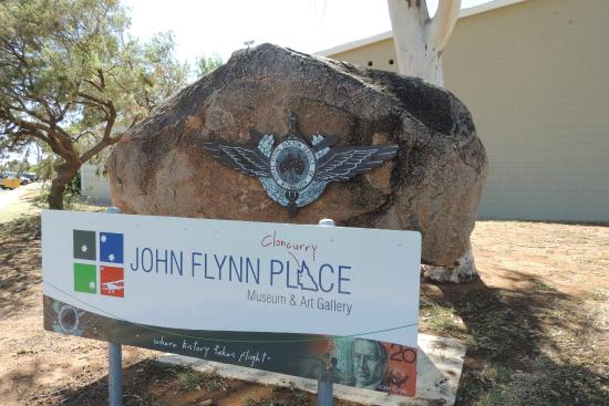 Cloncurry, Australia: Outside Sculpture