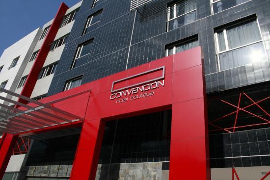 Convención Hotel Boutique