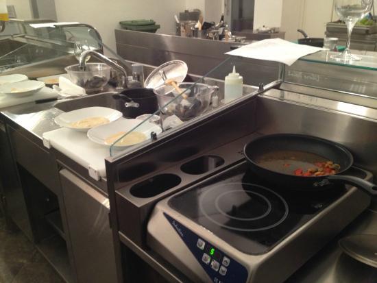 scuola di cucina gambero rosso