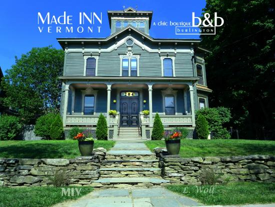 Made Inn Vermont An Urban Chic Boutique Bed And Breakfast Best Cheesemaker S Lodging