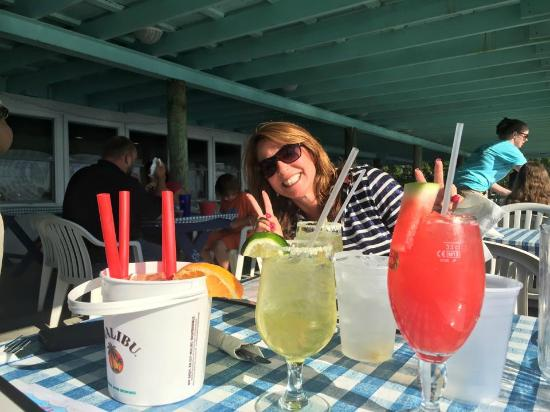 The Masthead at Pier Street: Watermelon crushes here at delicious and refreshing!