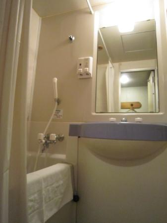 Sentia Hotel Naito: ユニットバス