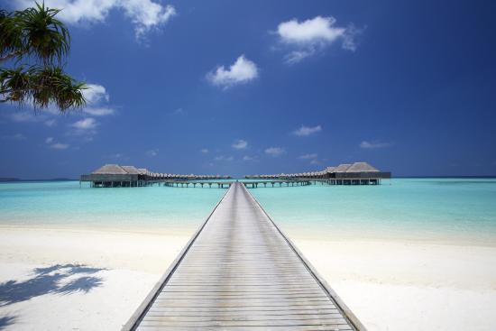 Anantara Kihavah Maldives Villas: Over Water Villas