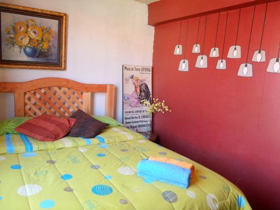 Hostel Friendly: Habitación doble baño compartido