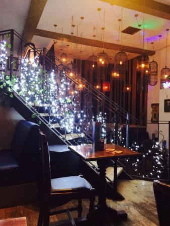 The Betsy Smith: Love the decor