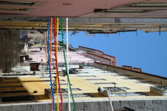Lisbon Serviced Apartments - Bairro Alto: Travessa dos Fiés de Deus (Prédio cor de rosa)