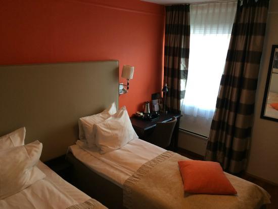 Thon Hotel Linne: single beds