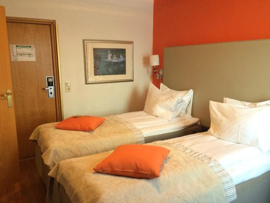Thon Hotel Linne: Bedroom