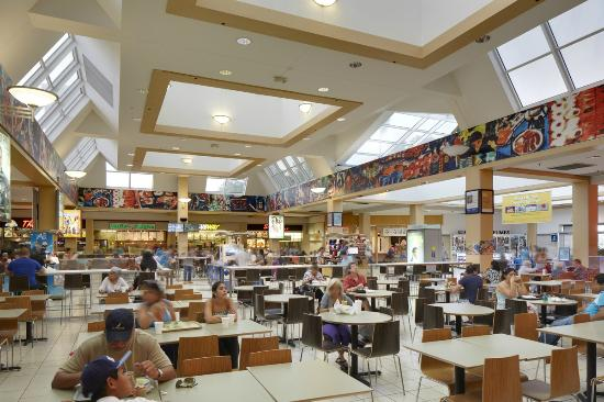 cad4483a0 Food Court - Picture of Miami International Mall
