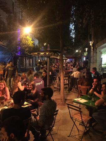 20fed97ca5 Tel Aviv Kitchen   Bar