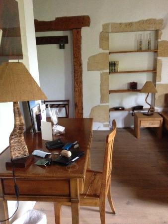 Hotel-Restaurant La Maison du Prussien: O quarto n. 2