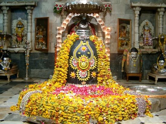 Somnath, India: Shivlinga