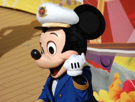 Sandy Point, Île de Great Abaco : Captain Mickey