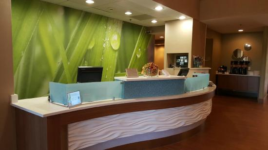 SpringHill Suites Chicago Southwest at Burr Ridge/Hinsdale