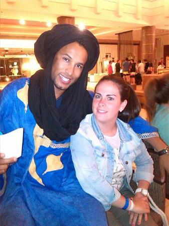 Caracolatours Morocco Travel&Tours-Day Tours: Encantada con Jawad
