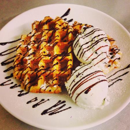 Swn Y Mor Hotel: food