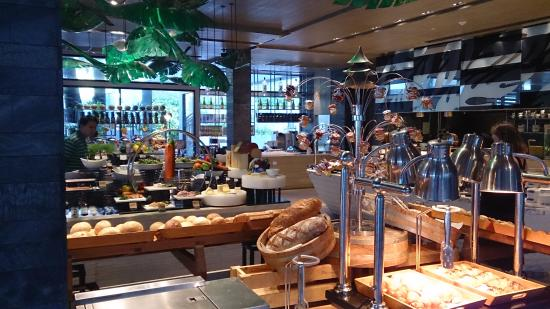 Pullman Phuket Arcadia Naithon Beach: only a small part of the magnificent breakfast buffet