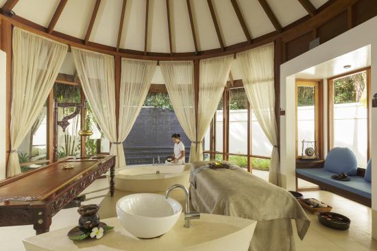 Anantara Veli Maldives Resort: Sundari Spa