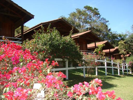 Monte Alegre do Sul, SP: Chalés Primavera