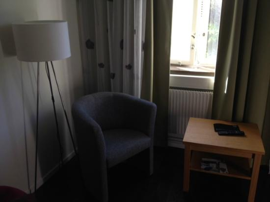 First Hotel Linne: The second room that I got was OK