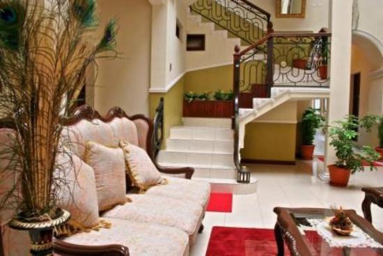 San Marino Royal Hotel: Lobby del Hotel