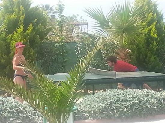 Sentinus Beach Hotel: cansu