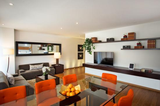 93 Luxury Suites & Residences: SOCIAL AREA PRESIDENTIAL SUITE
