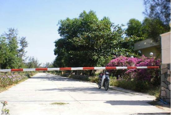 Туй-Хоа, Вьетнам: The gate