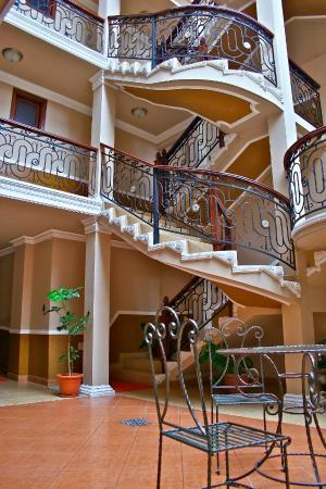 San Marino Royal Hotel: Segundo bloque del hotel