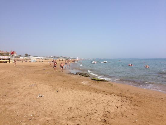 Bella Resort & Spa: Strand in der Umgebung von Hotel