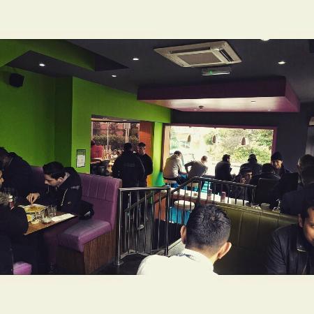 Mylahore Leeds Burley Road Restaurant