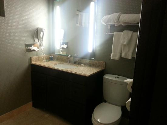 Radisson Hotel Chatsworth: Bathroom