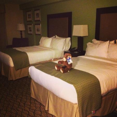 Holiday Inn Express Hotel & Suites Orlando South-Davenport: F2