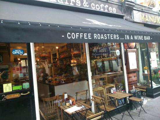 Chairs Coffee London Menu Prices Restaurant Reviews